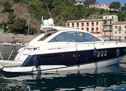 ABSOLUTE 40 HT usato