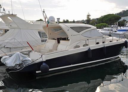 CAYMAN 43 WA usato vendita