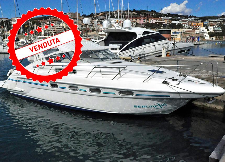 Sealine 360 Ambassador usato in vendita